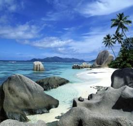 Paisajes de Islas Tropicales