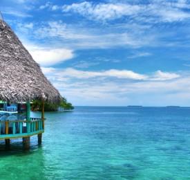 Bocas del Toro en Panamá