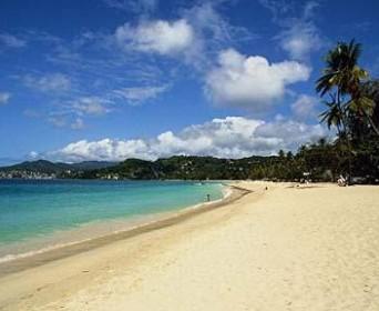 Grand Anse Beach en Grenada