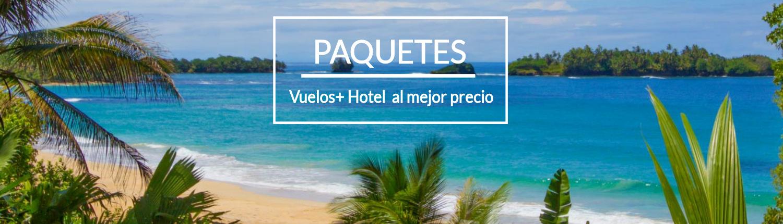 ofertas vuelos+hotel