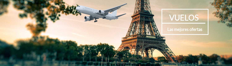 oferta de vuelos