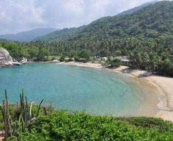 Playa Concha Colombia