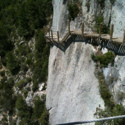 Viajar a Camino Natural de Montfalcó