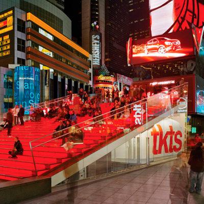 Viajar a Times Square