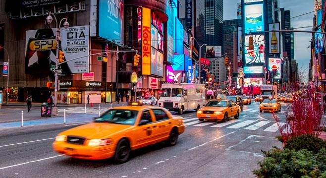Viajar a New York